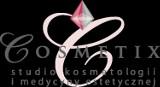 Logo firmy COSMETIX studio kosmetologii i medycyny estetycznej