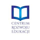 Logo firmy CENTRUM ROZWOJU EDUKACJI