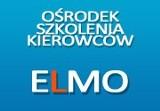 Logo firmy ELMO             www.oskelmo.pl