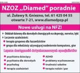 Logo firmy NZOZ DIAMED  Poradnie Zdrowia Psychicznego dla Dzieci, Młodzieży i Dorosłych