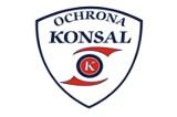 Logo firmy KONSAL-OCHRONA Sp. z o.o.