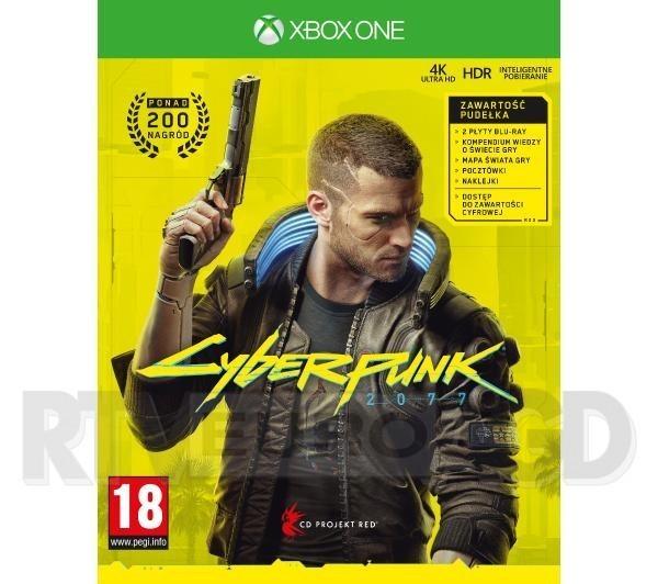 Cyberpunk 2077 Xbox One / Xbox Series X