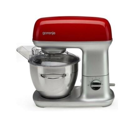 Gorenje Robot kuchenny 1000W czerwony-inox MMC1000RLR