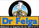 Logo firmy Dr Felga - SERWIS OPONIARSKI :) mobilny serwis opon | TIR