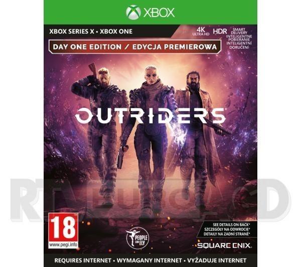 Outriders - Edycja Premierowa Xbox One / Xbox Series X