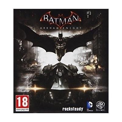 Kod aktywacyjny Gra PC Batman - Arkham Knight