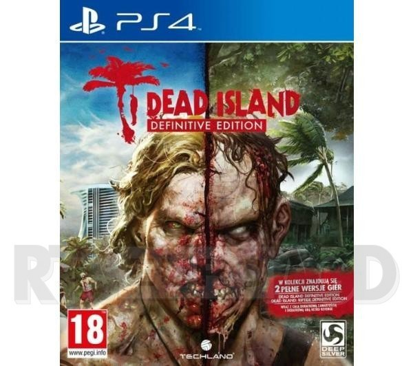 Dead Island: Definitive Collection PS4 / PS5