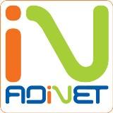 Logo firmy AdiNet Hubert Rosiński
