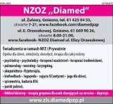 """Logo firmy NZOZ """"DIAMED"""" Poradnie Zdrowia Psychicznego dla Dzieci, Młodzieży i Dorosłych"""