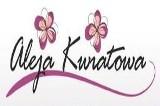 Logo firmy Aleja Kwiatowa