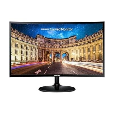 Samsung Monitor 23,5 cale LC24F390FHRXEN VA 1920x1080 FHD 16:9 4 ms (GTG) zakrzywiony