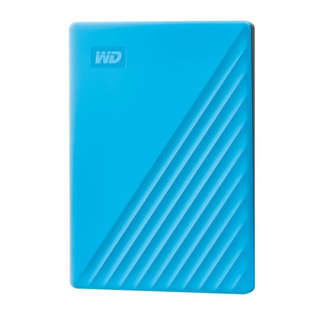 HDD WD 2TB MY PASSPORT WDBYVG0020BBL USB 3.0 - WDBYVG0020BBL-WESN