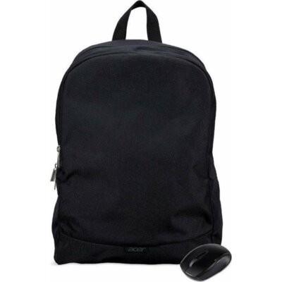 Plecak na laptopa ABG950 ACER 15.6 cali Czarny + Mysz bezprzewodowa