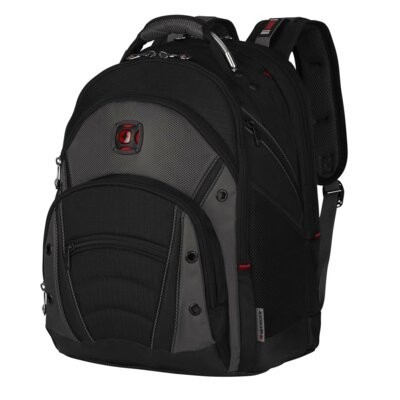 Plecak na laptopa WENGER Synergy 16 cali Czarno-szary
