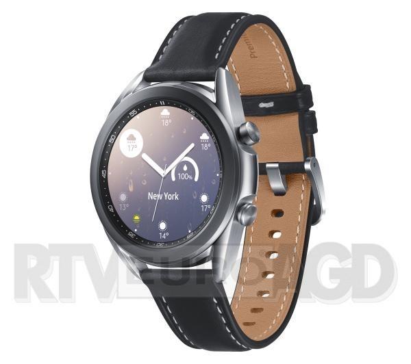 Samsung Galaxy Watch 3 45 mm (srebrny)