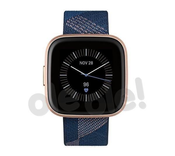 Fitbit Versa 2 SE (niebieski)