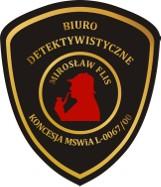 Logo firmy Biuro Detektywistyczne Mirosław Flis