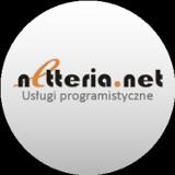 Logo firmy Netteria.NET