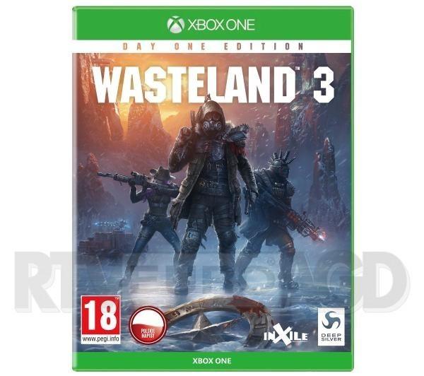 Wasteland 3 - Edycja Day One Xbox One / Xbox Series X