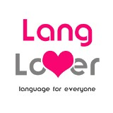 Logo firmy LangLover Anna Janota