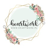 Logo firmy Heartwork Magdalena Zawadzka
