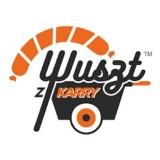 Logo firmy Wuszt z Karry - food truck w Katowicach