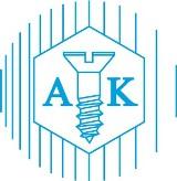 Logo firmy Śrubonit A.K. Producent Elementów Złącznych
