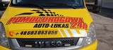 Logo firmy AUTO-LUKAS POMOC DROGOWA 24H/7 - OSOBOWE-MASZYNY-DOSTAWCZE-CIĘŻAROWE-TIR-SERWIS MOBILNY