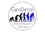 Logo firmy GeoDetal Adrian Drelichowski