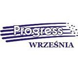 Logo firmy Progress Września hurtownia fryzjerska i kosmetyczna