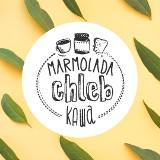 Logo firmy Marmolada Chleb i Kawa