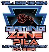 Logo firmy Gamingzone Piła