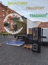 Logo firmy Przeprowadzki Transport Lewandowski