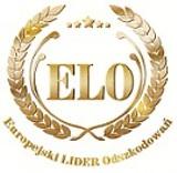 Logo firmy Europejski Lider Odszkodowań