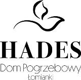 Logo firmy HADES Dom Pogrzebowy Łominaki