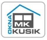 Logo firmy Producent Stolarki Aluminiowej i PCV Firma Kusik
