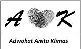 Logo firmy Kancelaria Adwokacka Adwokat Anita Klimas