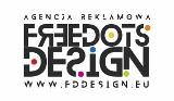 Logo firmy FREE DOTS DESIGN Maciej Machulak