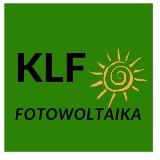 Logo firmy KLF FOTOWOLTAIKA