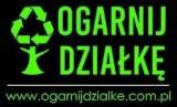 Logo firmy Ogarnij Działkę
