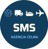 Logo firmy Agencja Celna SMS