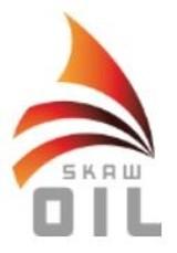 Logo firmy SKAW-OIL Sp. z o.o.