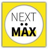 Logo firmy nextmax.pl Drukarnia UV