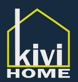 Logo firmy Kivi Home Łukasz Gruca Projektowanie Wnętrz