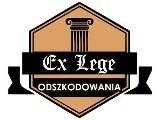 Logo firmy Ex Lege Odszkodowania