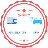 Logo firmy Myjnia Tir Radom