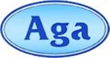 Logo firmy Aga Dom Wczasowy