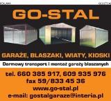 Logo firmy F.P.U.H. GO-STAL Michał Gocal
