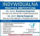 Logo firmy Indywidualna Praktyka Dentystyczna Maciej Kasprzak