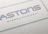 Logo firmy ASTONS Nieruchomości sp. z o.o.